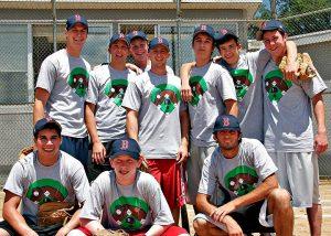 """2005 Winners """"Sea Jays"""""""